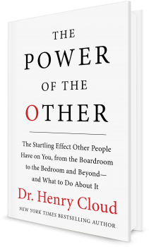 Book cover image: The Power of the Other: The startling effect other people have on you, from the boardroom to the bedroom and beyond—and what to do about it   Wall Street Journal Bestseller
