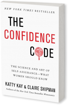 Book cover image: The Confidence Code
