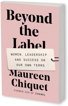 Book cover image: Beyond the Label