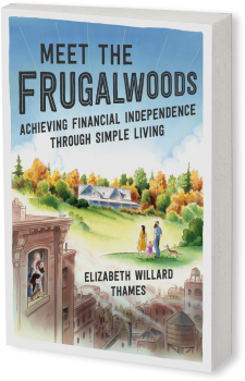 Book cover image: Meet the Frugalwoods: Achieving Financial Independence Through Simple Living