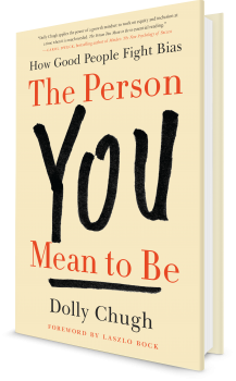 Book cover image: The Person You Mean to Be
