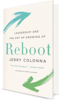 Book cover image: Reboot
