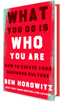 Book cover image: What You Do Is Who You Are: How to Create Your Business Culture