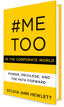 Book cover image: #MeToo in the Corporate World: Power, Privilege, and the Path Forward