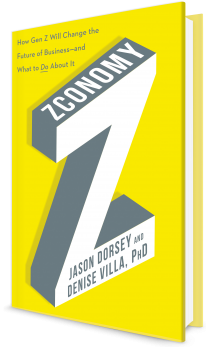 Book cover image: Zconomy: How Gen Z Will Change the Future of Business—and What to Do About It