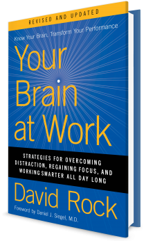 Book cover image: Your Brain at Work, Revised and Updated: Strategies for Overcoming Distraction, Regaining Focus, and Working Smarter All Day Long